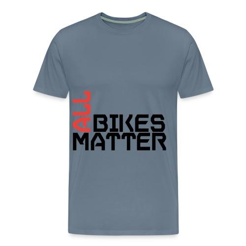 All Bikes Matter - Men's Premium T-Shirt