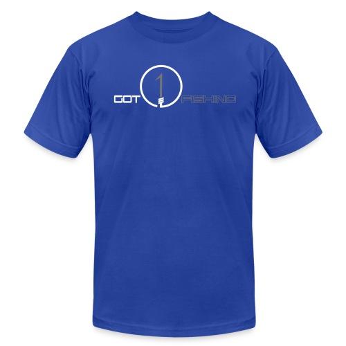 Got1Fishing Original Tee - Men's Fine Jersey T-Shirt