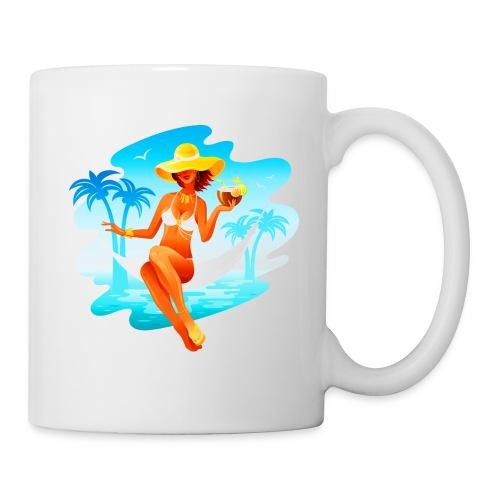 Remember last Summer  - Coffee/Tea Mug