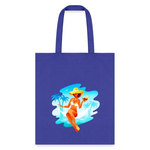 Remember last Summer - Tote Bag