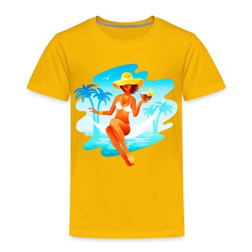 Remember last Summer Toddler T-Shirt - Toddler Premium T-Shirt