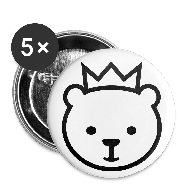 Berlin Bear Buttons