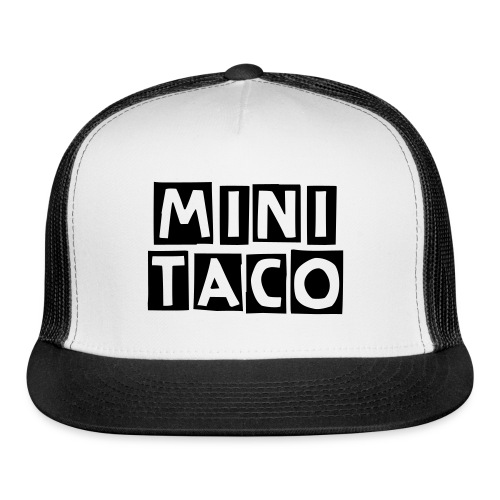 Mini Taco Cap - Trucker Cap