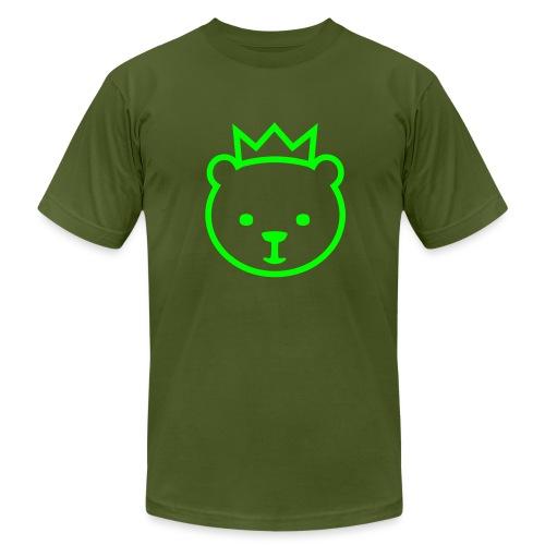Berlin Bear - Men's Jersey T-Shirt