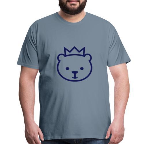 Berlin Bear - Men's Premium T-Shirt