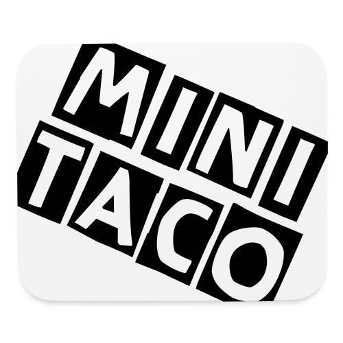 Mini Taco Horizontal Mouse-Pad - Mouse pad Horizontal