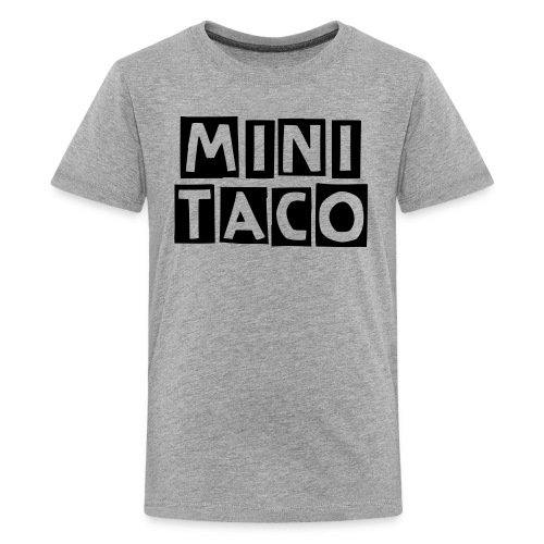 Mini Taco Youth L T-Shirt - Kids' Premium T-Shirt
