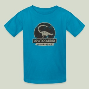 Dinosaur Apatosaurus Men's - Kids' T-Shirt