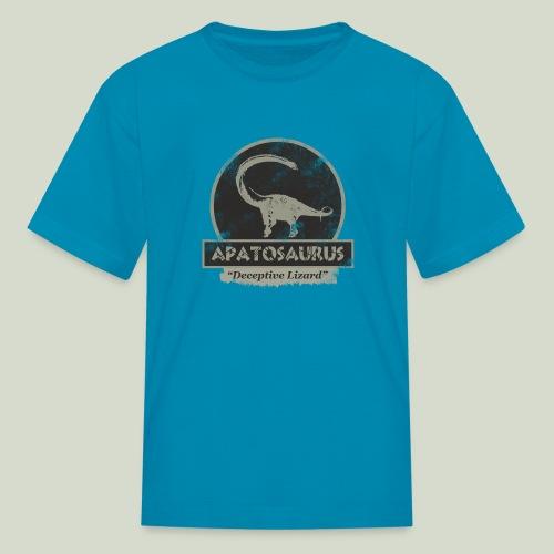 Dinosaur Apatosaurus Men's - Kids' T-Shirt
