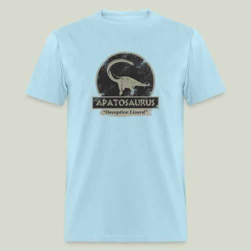Dinosaur Apatosaurus Men's - Men's T-Shirt
