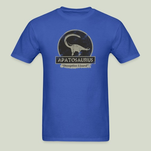 Dinosaur Apatosaurus T-shirt - Men's T-Shirt