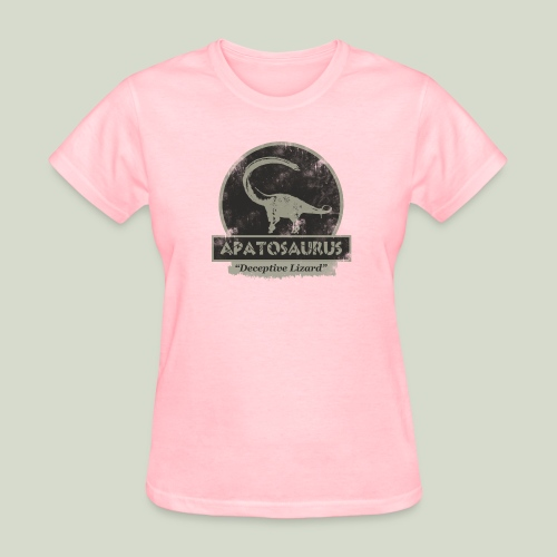 Dinosaur Apatosaurus Women's - Women's T-Shirt