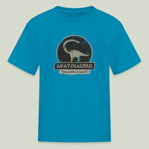 Dinosaur Apatosaurus Kid's - Kids' T-Shirt