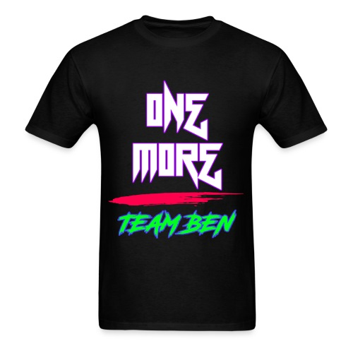 One More - Men's T-Shirt