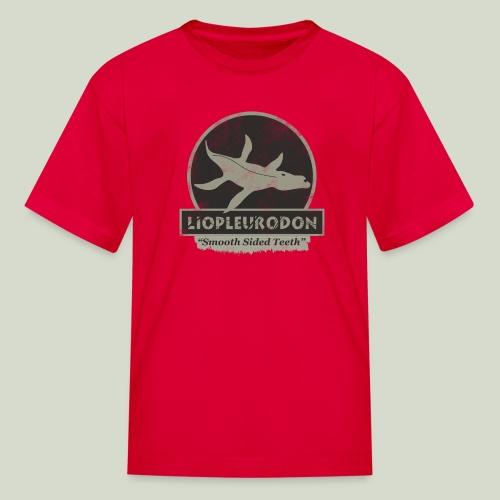 Dinosaur Liopleurodon - Kids' T-Shirt