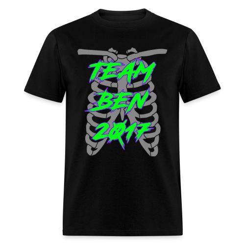 Team Ben Ribcage - Men's T-Shirt
