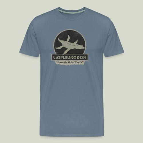 Dinosaur Liopleurodon T-shirt - Men's Premium T-Shirt