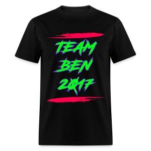 Team Ben 2017 - Men's T-Shirt