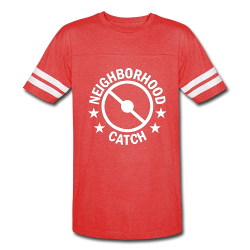 Neighborhood Catch Program Men's Tee - Vintage Sport T-Shirt