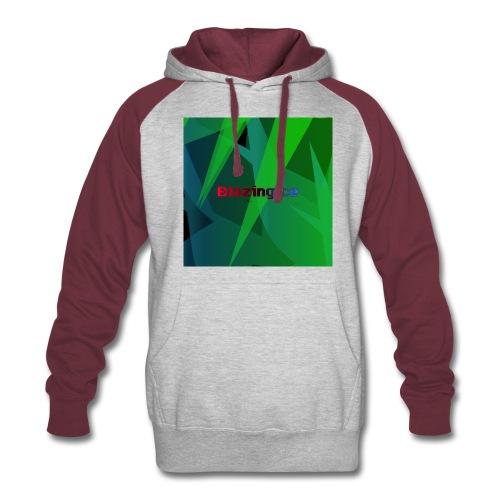 women's hoodie - Colorblock Hoodie