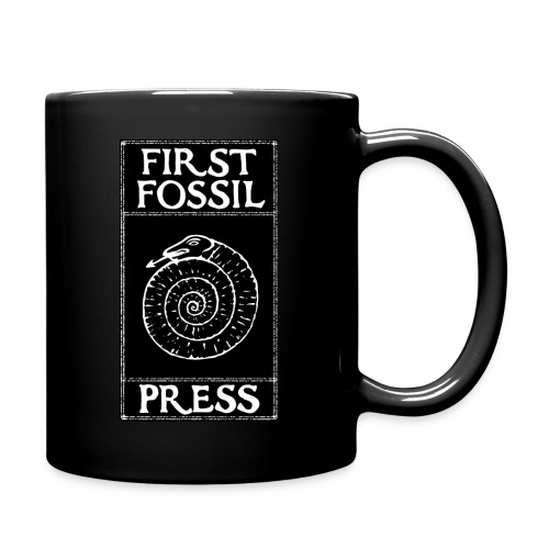 First Fossil Mug - Full Color Mug