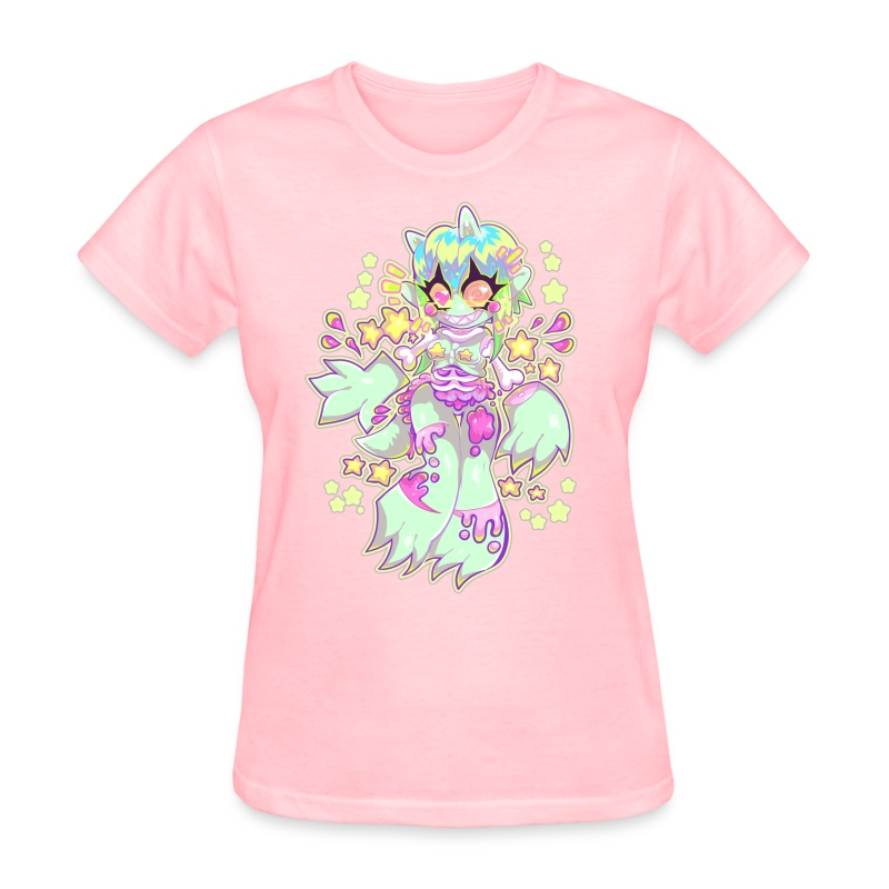 Koroba Candy Gore - Women's T-Shirt