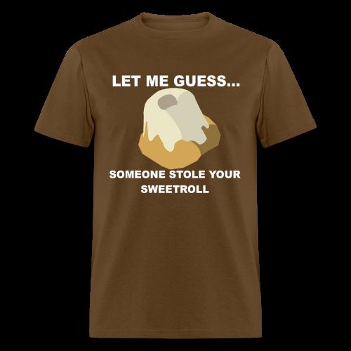Sweetroll - Men's T-Shirt