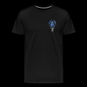 ADI - Front/Back Titan - Men's - Men's Premium T-Shirt