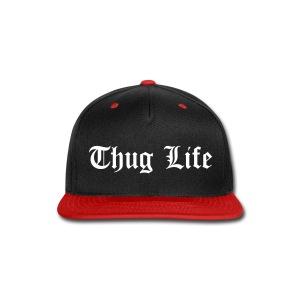 Thug Life Classic Snapback  - Snap-back Baseball Cap