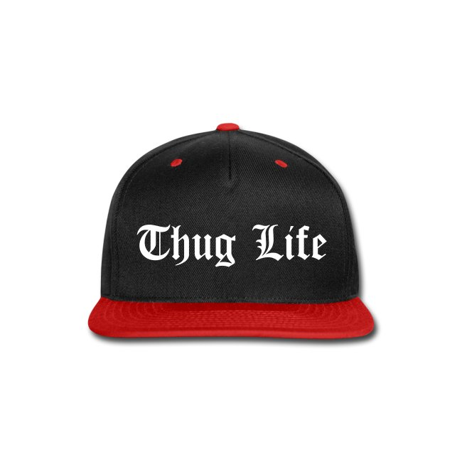 0c3f06a3ed1 Thug Life shirts hats beanies and more!
