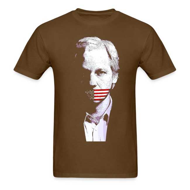 Limited Edition - Julian Assange: Voice of the Voiceless