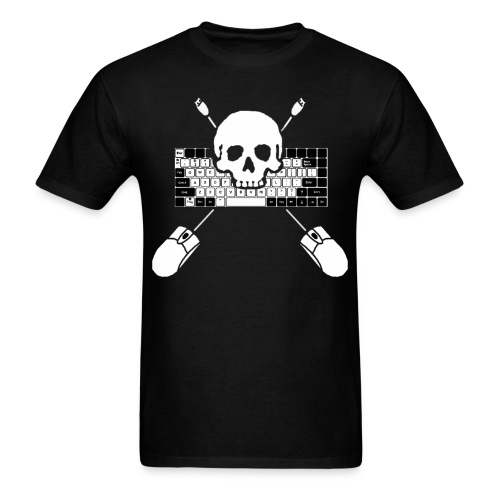 Cyber Assassin - Men's T-Shirt