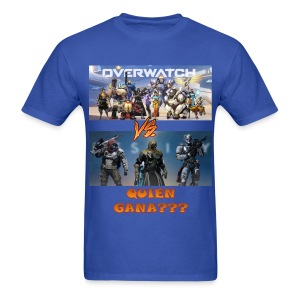 Ulti vs Super - Men's T-Shirt