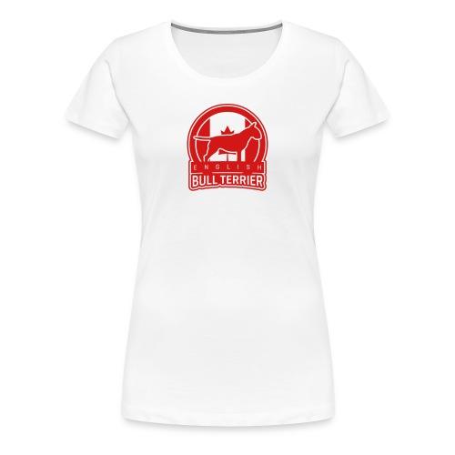 Bull Terrier Canada - Women's Premium T-Shirt