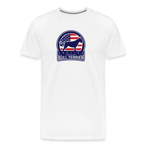 Bull Terrier USA - Men's Premium T-Shirt
