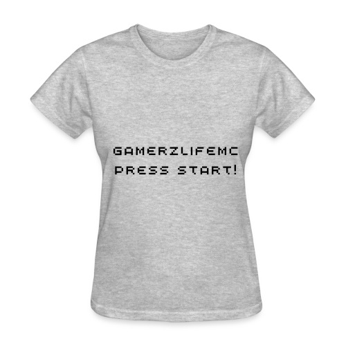 PRESS START women - Women's T-Shirt