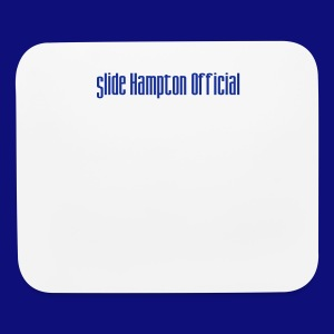 Slide Hampton™ Official™ Mouse Pad - Mouse pad Horizontal