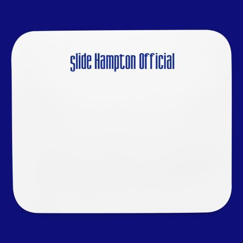 Slide Hampton™ Official™ Mouse Pad - Mouse pad Horizontal