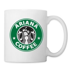 'Ariana Coffee' Mug - Coffee/Tea Mug