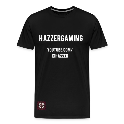 HazzerGaming Shirt - Men's Premium T-Shirt