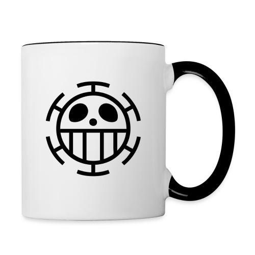 One Piece - Trafalgar Law - Contrast Coffee Mug
