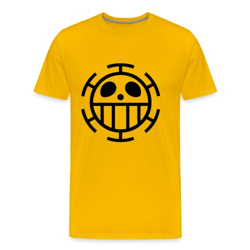 One Piece - Trafalgar Law - Men's Premium T-Shirt