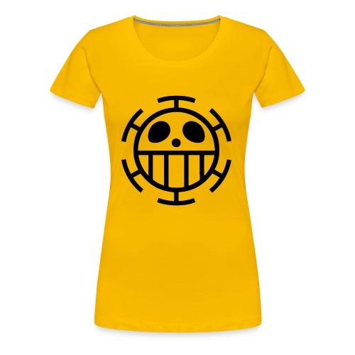 One Piece - Trafalgar Law - Women's Premium T-Shirt