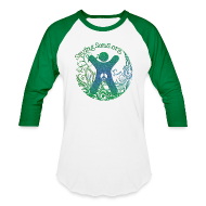 T-Shirts ~ Baseball T-Shirt ~ SOS Logo
