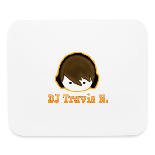 DJ Travis N. MousePad - Mouse pad Horizontal
