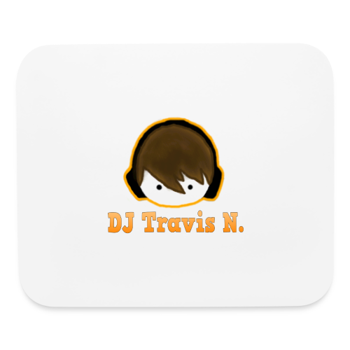 DJ Travis N. MousePad - Mouse pad Horizontal