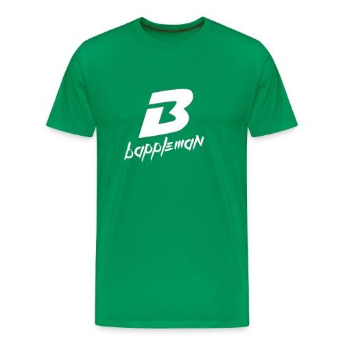 Bapple Man T-Shirt  - Men's Premium T-Shirt