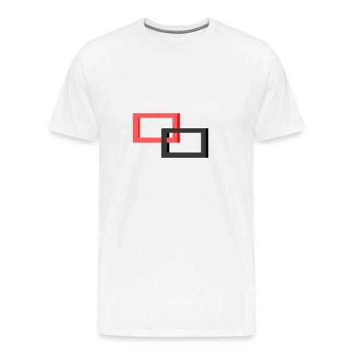 FHDTV Logo T-Shirt - Men's Premium T-Shirt
