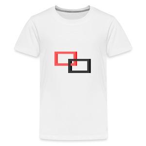FHDTV Logo T-Shirt Kids - Kids' Premium T-Shirt