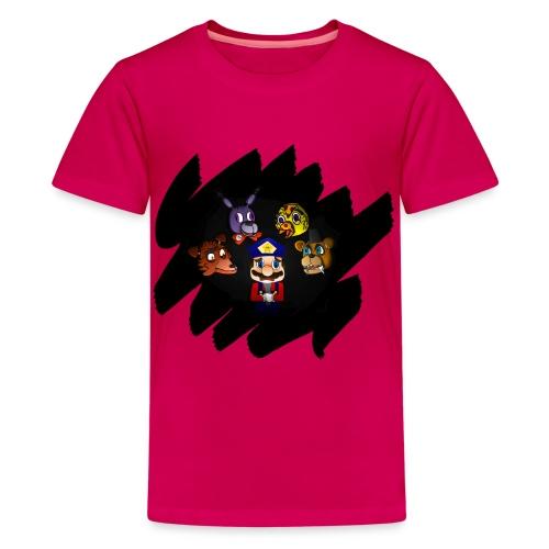Freddy's Spaghettria - Kids - Kids' Premium T-Shirt
